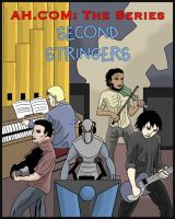 Second Stringers by Alex-Claw