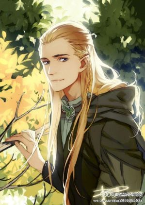 A Broken Promise || Child!Legolas x Child!Reader by SHanami1 on