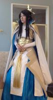 Lady Mikoto cosplay - Fire Emblem: Fates by ludustonalis