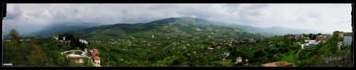 Anagni's Panorama by kkllss