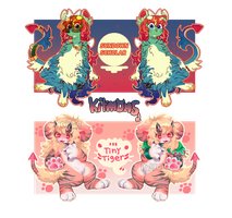 Kitmons: Guest Design Auction Batch (2/2) CLOSED by mmiio