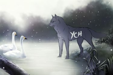 Frost (YCH CLOSED) by UniQuest