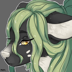 Headshot for Natali by MossBlue