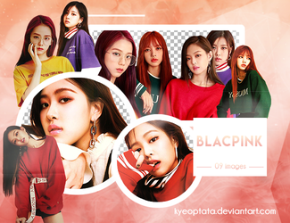 [PNGPACK005] BLACKPINK (NYLON) by kyeoptata