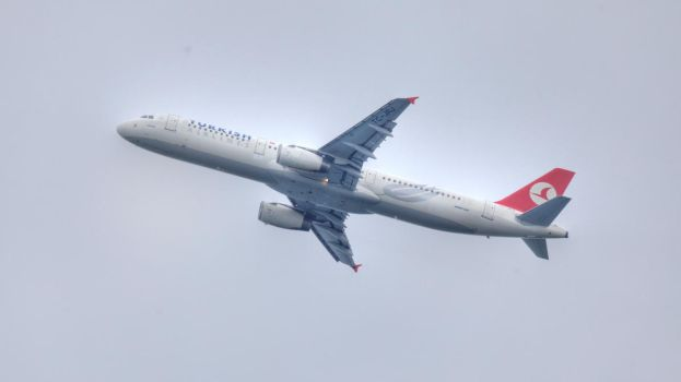 Turkish Airlines Airbus A321 by AspetManukyan