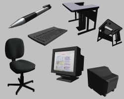 Workspace Models by negative-a-squared