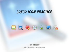 32X32 Icon Practice by aipotuDENG