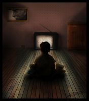 TV light by maariusz