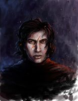 Kylo Ren by Sierryberry