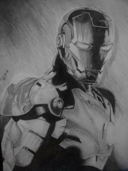 Ironman Finished by Lechadias