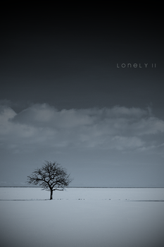 lonely II by effpunkt
