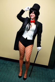 ZATANNA by Trillian-Z