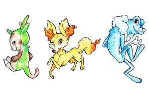 starters by julv