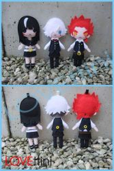 Death Parade by LOVEttini