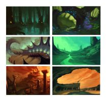 Environment Studies by ThranTantra