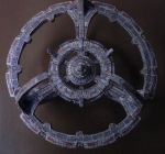 Deep Space Nine papercraft 2 by ninjatoespapercraft