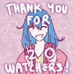 Thank you!! by origamiis