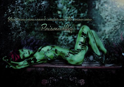 Did I mention I'm poison? by KatVonB