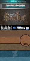 Rough Leather Seamless tileable photoshop Pattern by ravirajcoomar