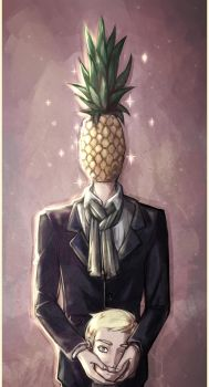 pineapple by prince-no