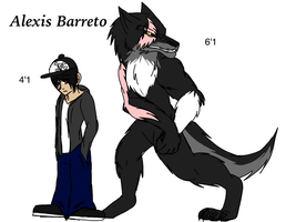 Alexis Barreto  by WerewolfProtecter