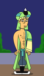 Total Drama Prince Devin by MegaMovieMonday