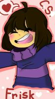 frisk by ChangingSeasons247