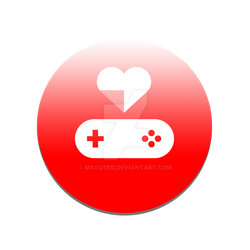 Project Icon Gamers Love by Masgter