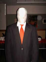 Slenderman by regates