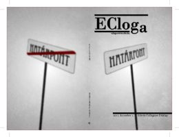 EClogA 6 Cover by patopal