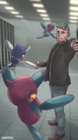 Day 530 - Porygon-Z and Cassius