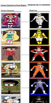 Power Rangers Toon Force by Prentis-65