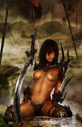 The Last Raven_NUDE by tariq12