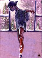 Snow Dancer by philippeL