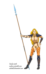 Laurana Golden General by Aelindia