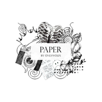 Paper / Papel [Pack #9] by OnlyWolfs