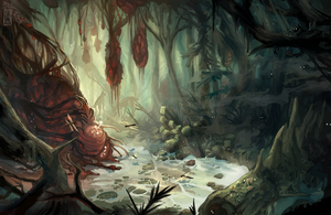Heart of the forest 2015 by Sander-Morket