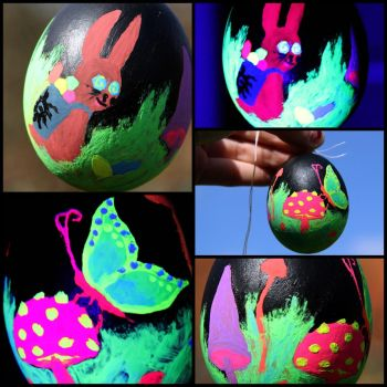 trippy easter egg by Yeesa