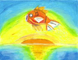 Magikarp by 1000wordpictures