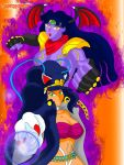 Darkstalkers' Bizarre Adventure by NekoHybrid