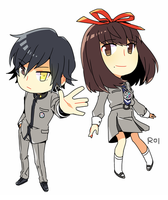 P1 cheebs by Sandy-kun