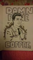 Marker Practice 7: Special Agent Dale Cooper by Natephoenix
