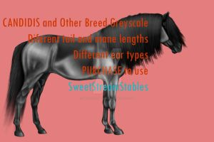 preview of Greyscale by SweetStreamStables