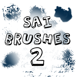 SAI Brushes 2 by ToadsDontExist