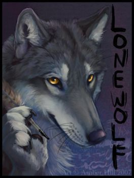 Lonewolf by vantid