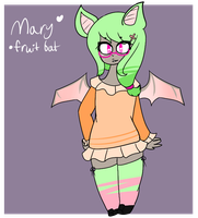 [OC] mary by Melody-Skittles