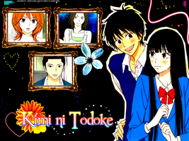 Kimi ni Todoke-Wallpaper by Cherry-Kissu