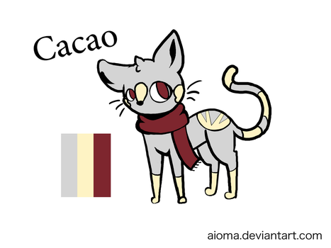 Cacao Ref! by Aioma