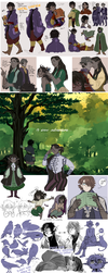 [AA] lil elf compilation by Neye