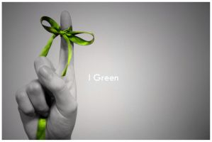 I promise....I green by weare1